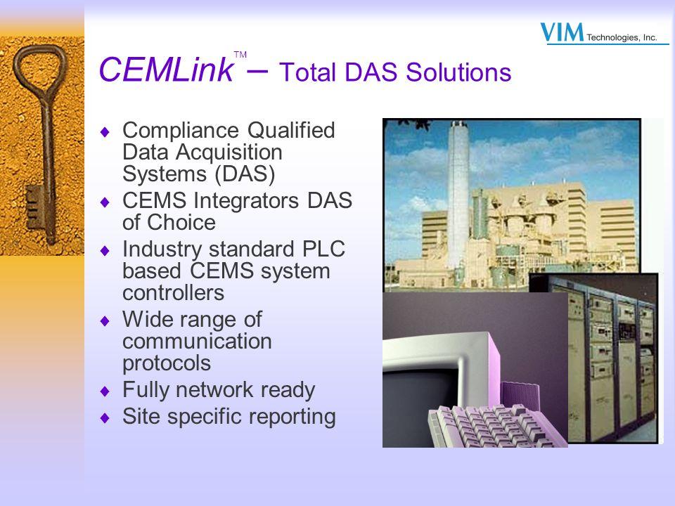 CEMLink– Total DAS Solutions