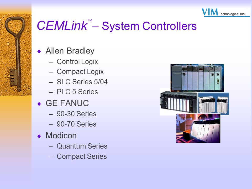 CEMLink– System Controllers
