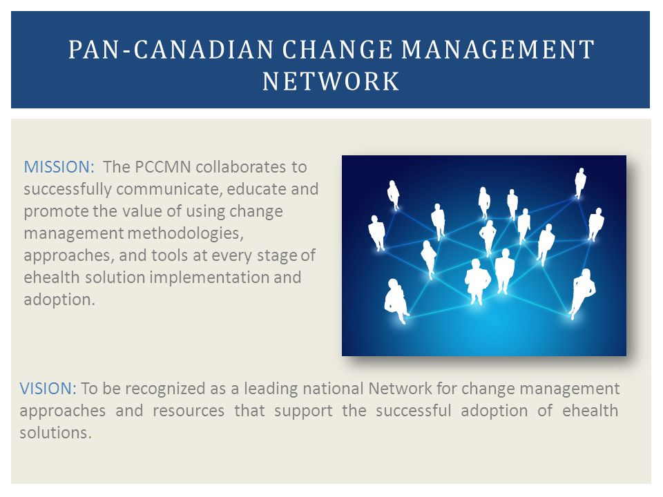Pan-Canadian Change Management Network