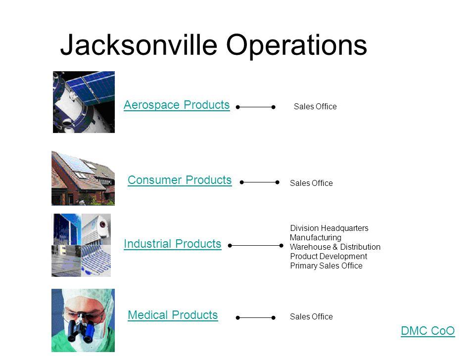 Jacksonville Operations