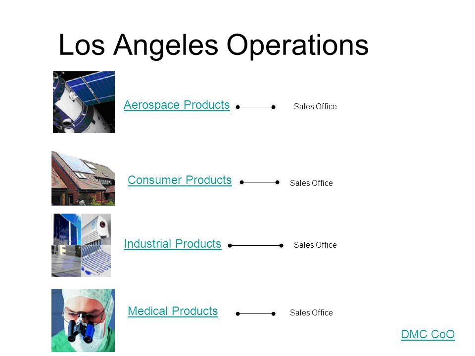 Los Angeles Operations