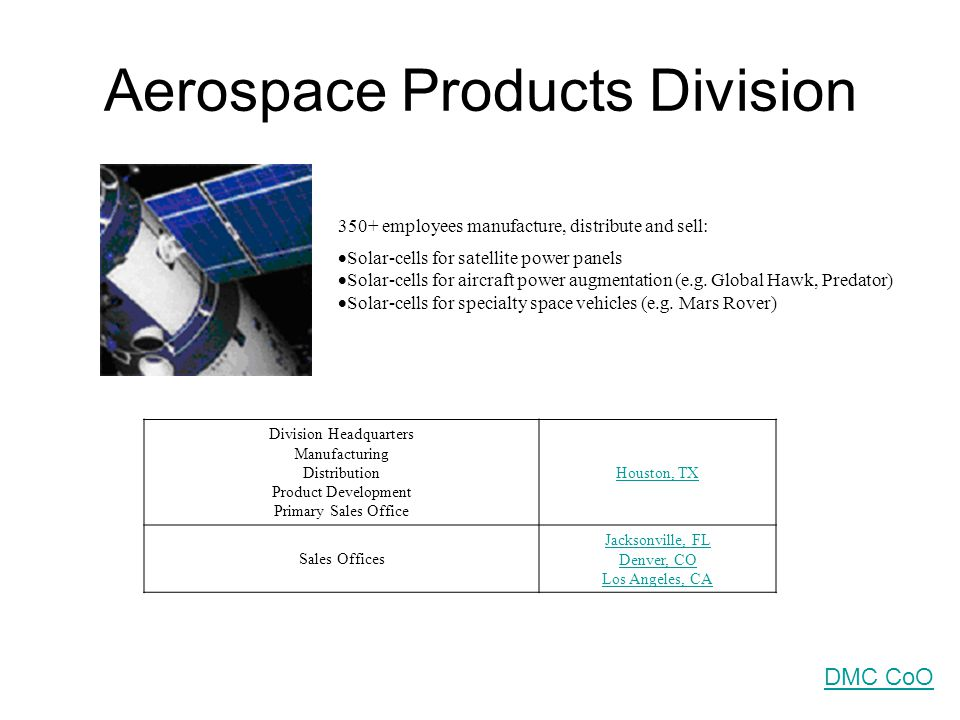 Aerospace Products Division