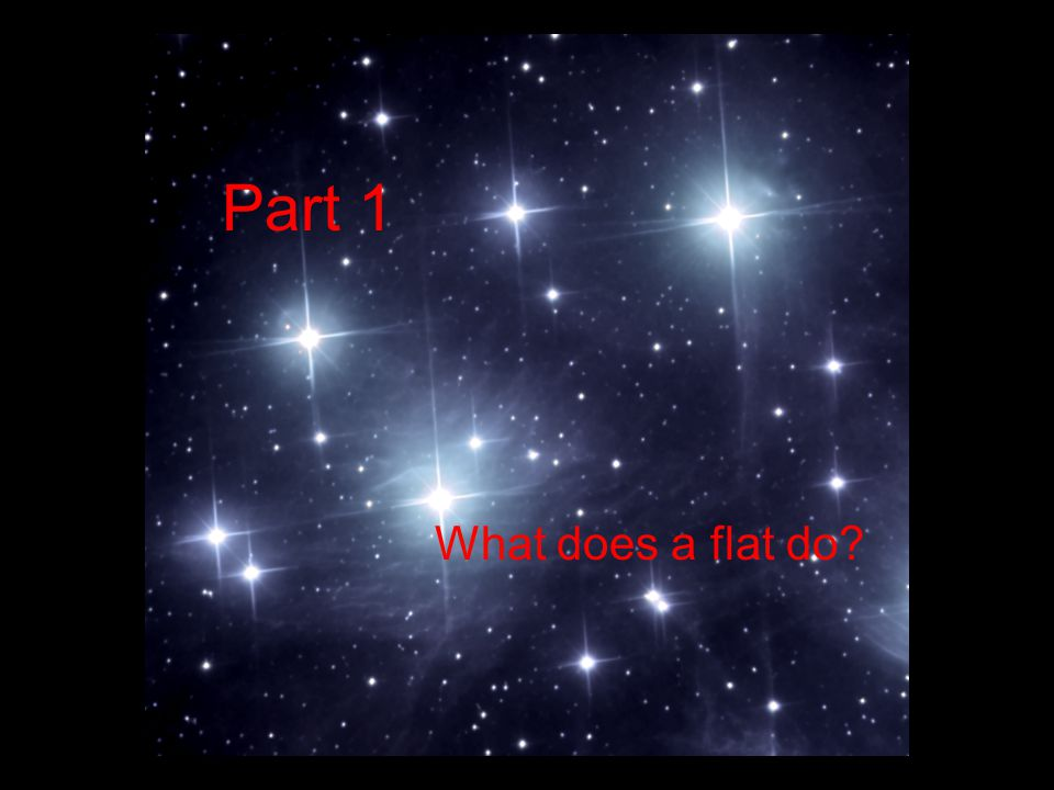 Part 1 What does a flat do