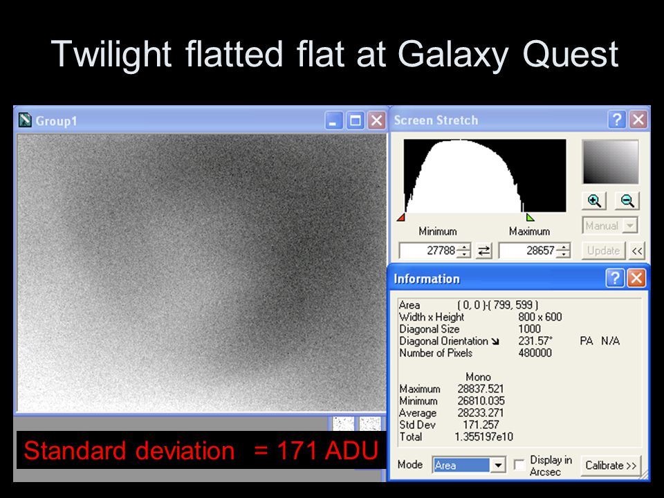 Twilight flatted flat at Galaxy Quest
