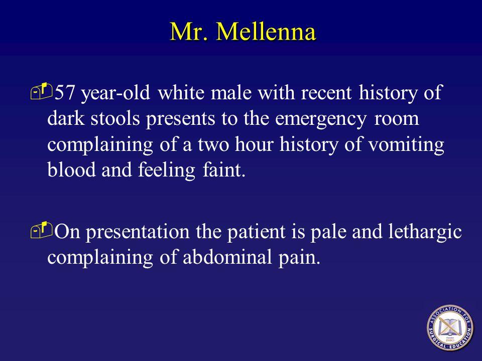 Mr. Mellenna