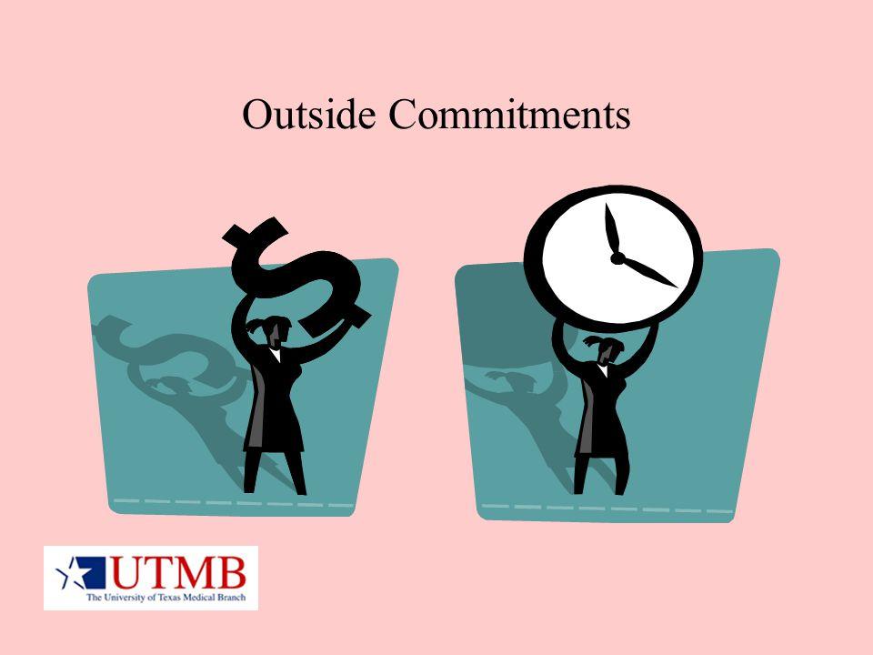 Outside Commitments