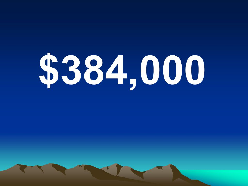 $384,000
