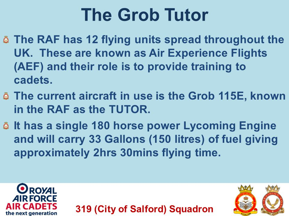 The Grob Tutor