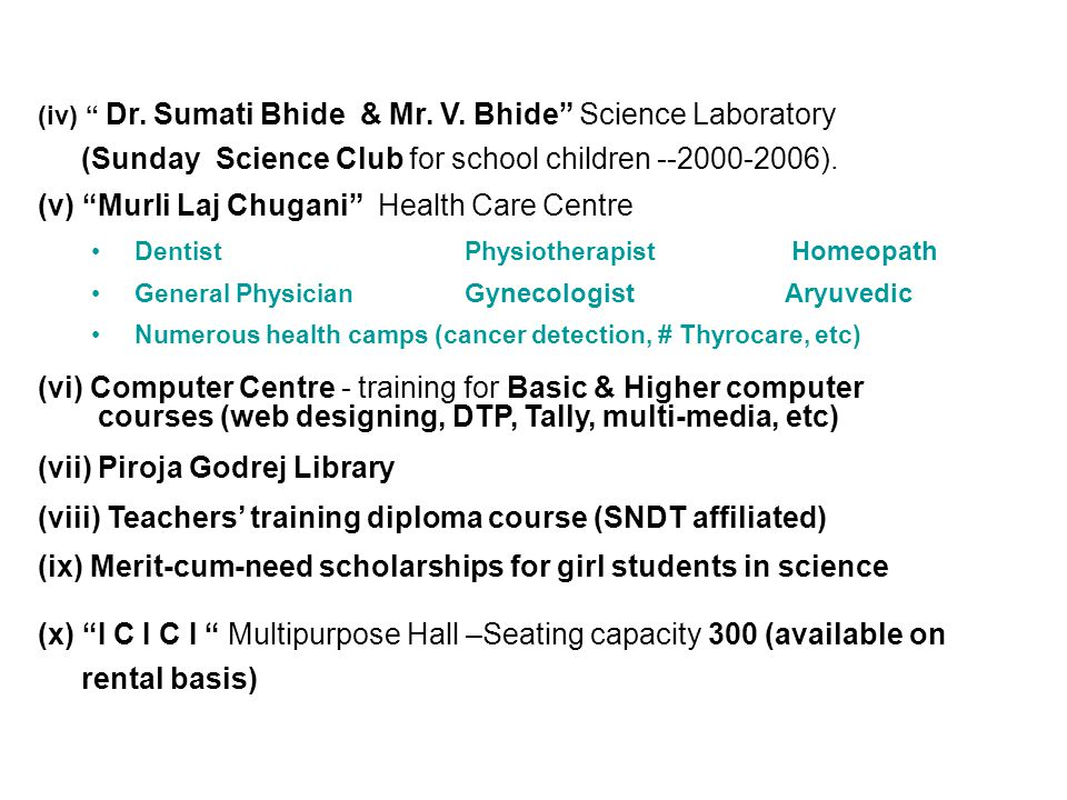 (Sunday Science Club for school children --2000-2006).