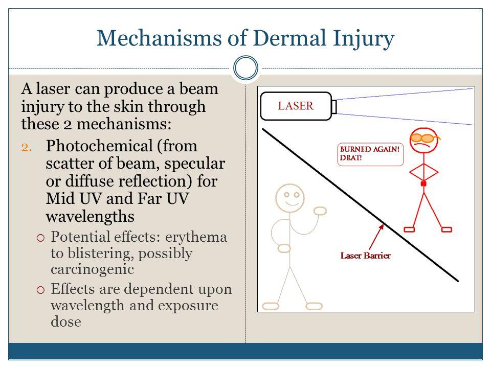 Mechanisms of Dermal Injury