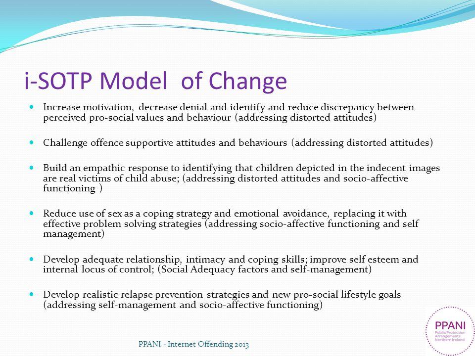 i-SOTP Model of Change
