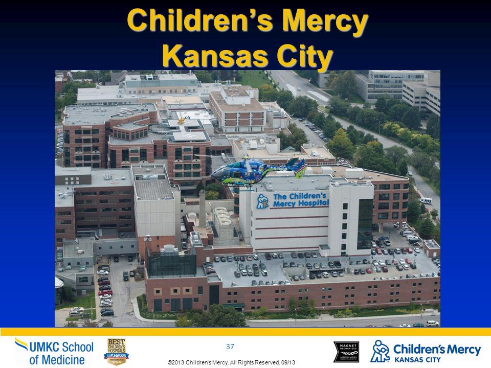 Children's Mercy Kansas City