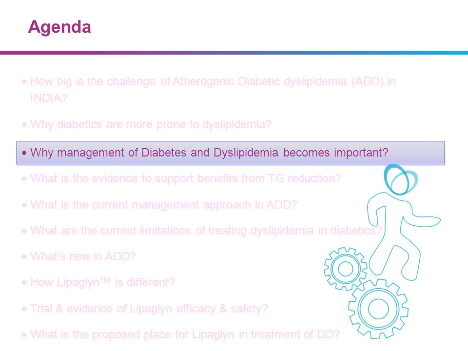 3_85 8_89. 07/09/13. Agenda. How big is the challenge of Atherogenic Diabetic dyslipidemia (ADD) in INDIA