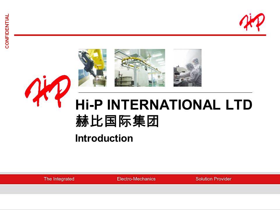 Hi-P INTERNATIONAL LTD 赫比国际集团