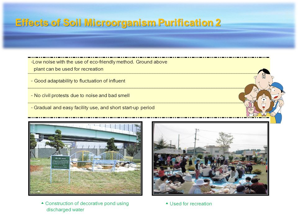 Effects of Soil Microorganism Purification 2