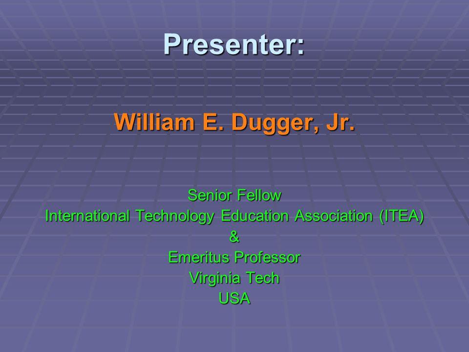 International Technology Education Association (ITEA)