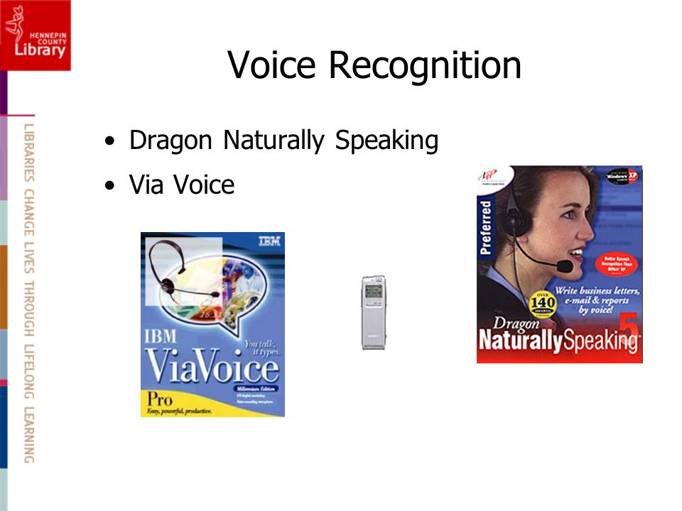 Voice Recognition Dragon Naturally Speaking Via Voice