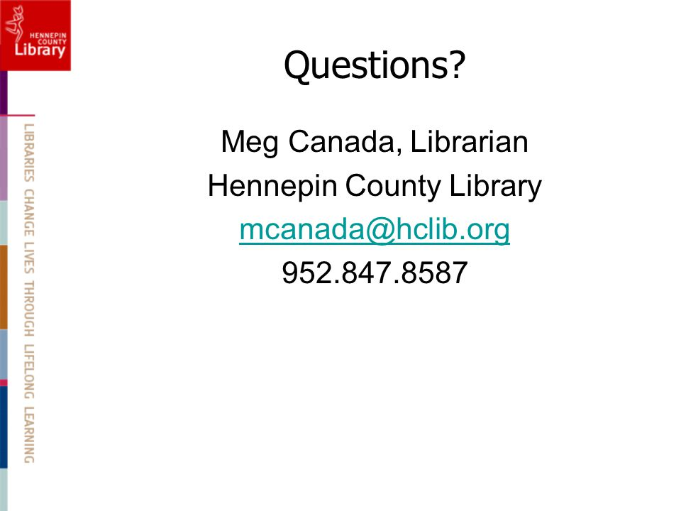 Hennepin County Library