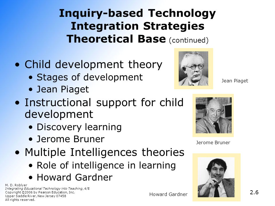 Child development theory