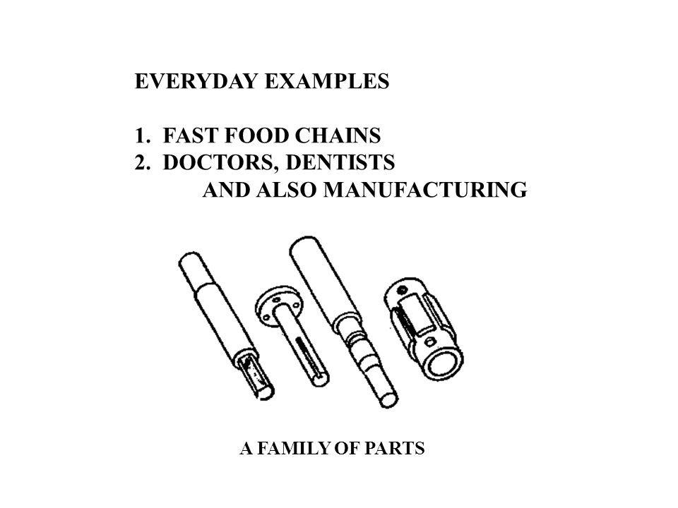 AND ALSO MANUFACTURING