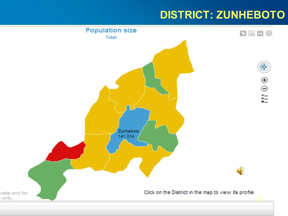 DISTRICT: ZUNHEBOTO