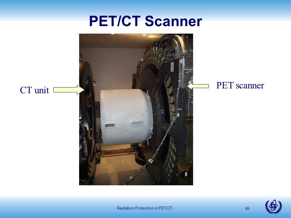 Radiation Protection in PET/CT