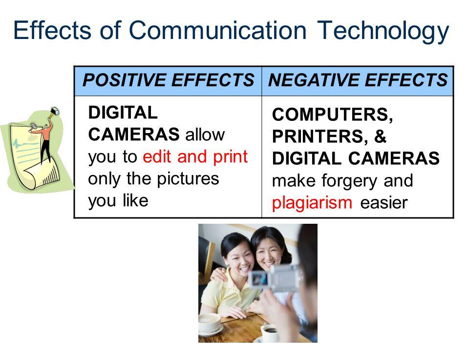 Effects of Communication Technology