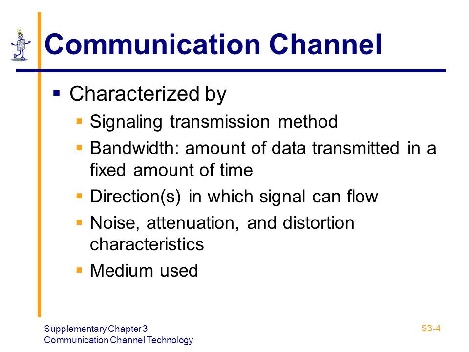 Communication Channel