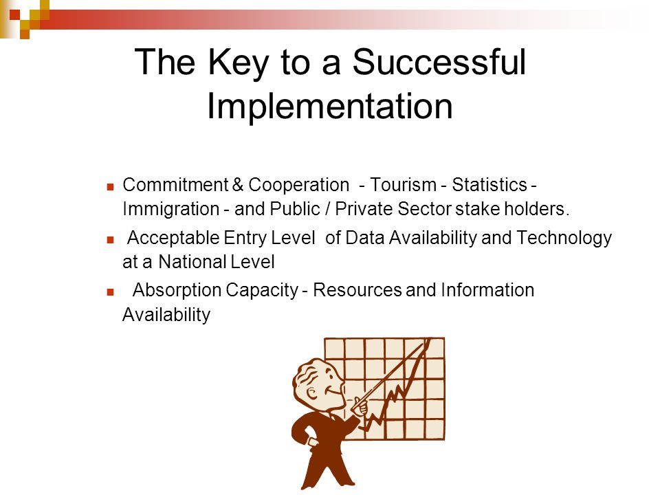 The Key to a Successful Implementation