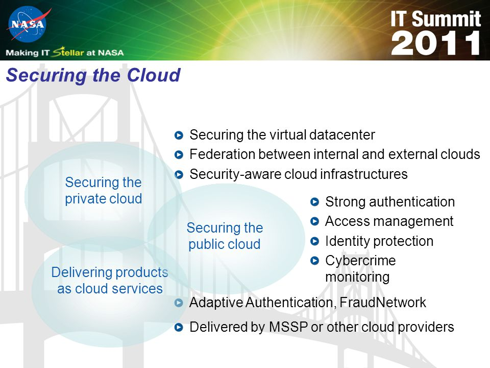 Securing the Cloud Securing the virtual datacenter