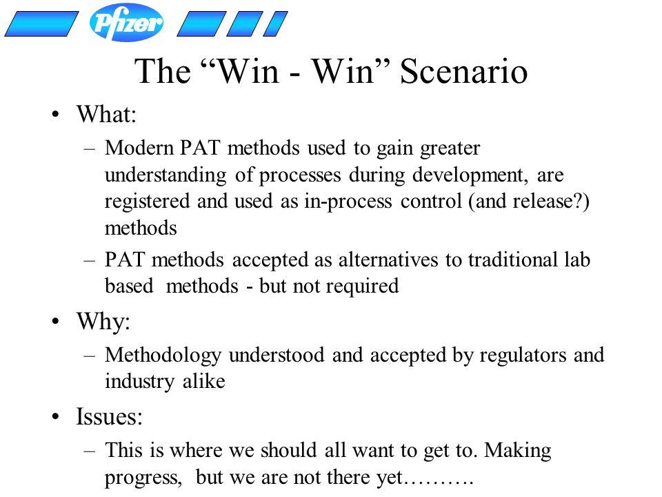 The Win - Win Scenario