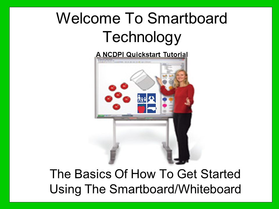 Welcome To Smartboard Technology