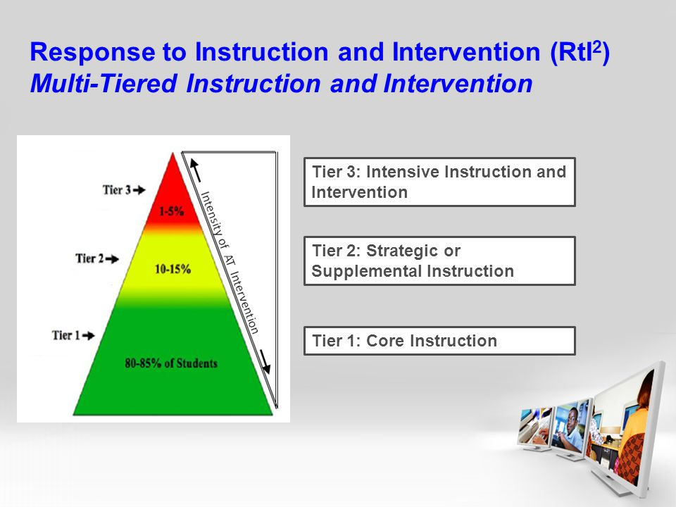 Response to Instruction and Intervention (RtI2) Multi-Tiered Instruction and Intervention