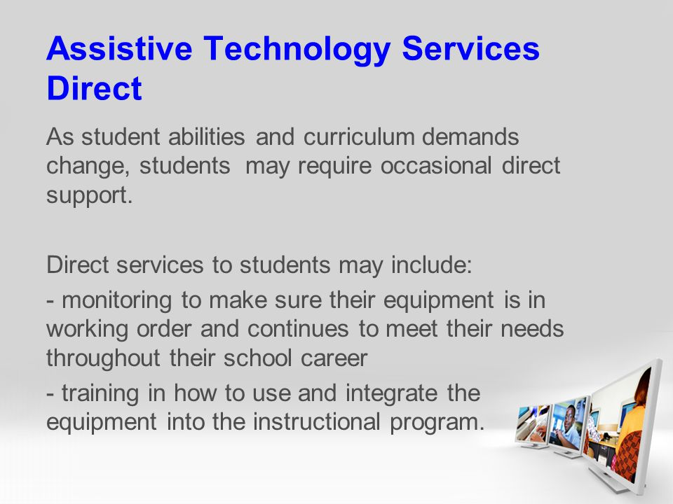Assistive Technology Services Direct