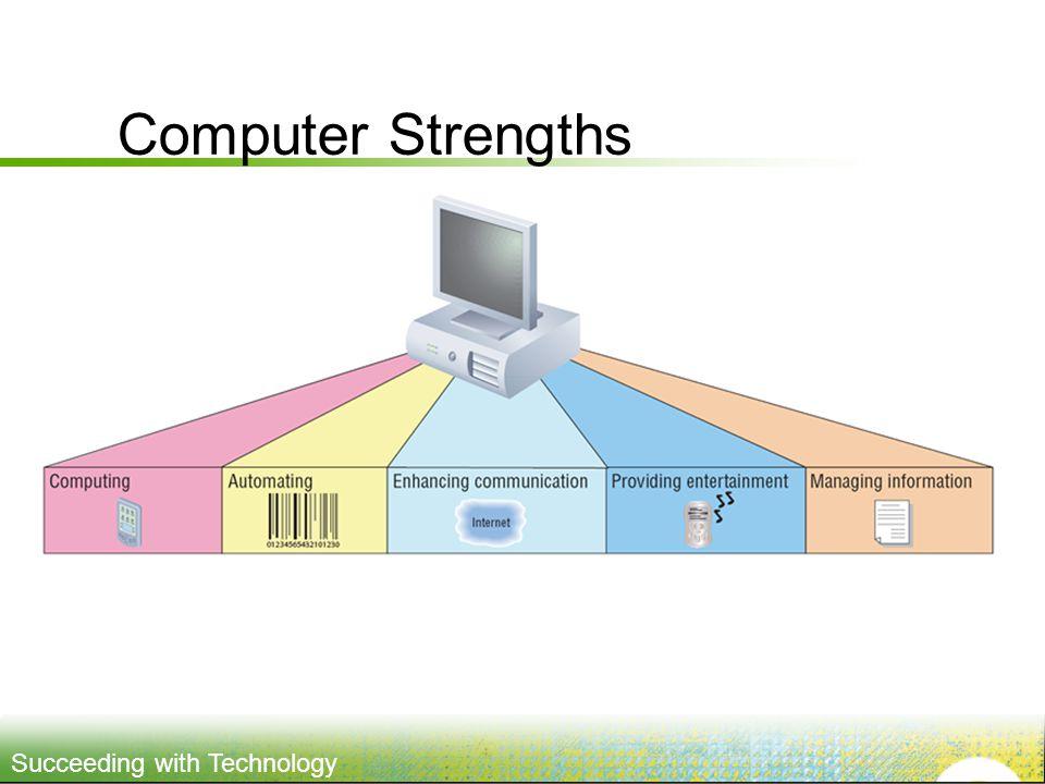 Computer Strengths