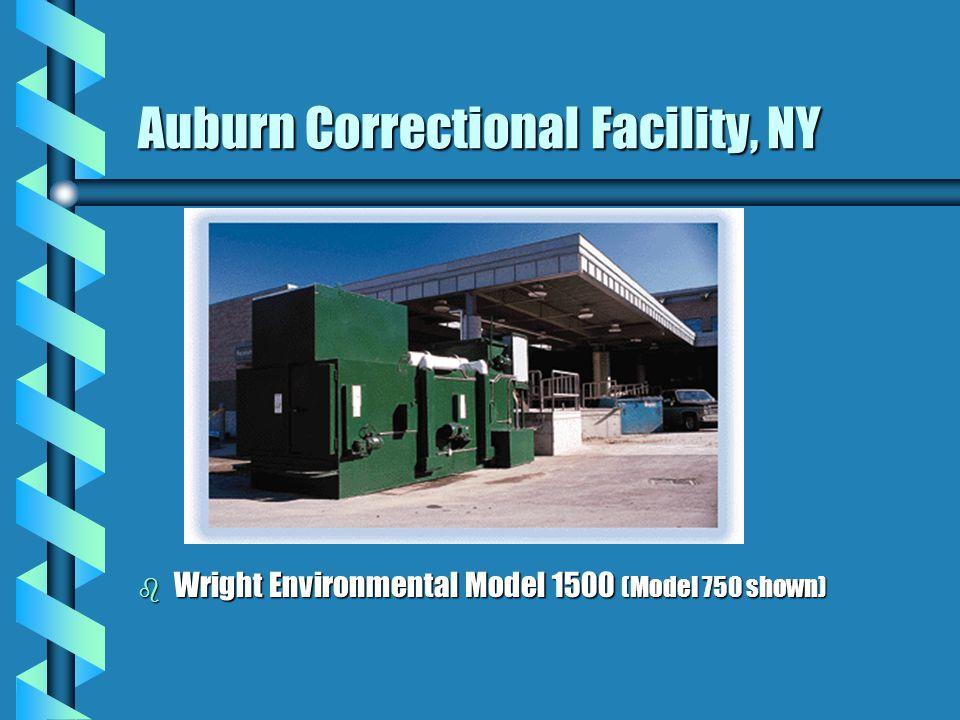 Auburn Correctional Facility, NY