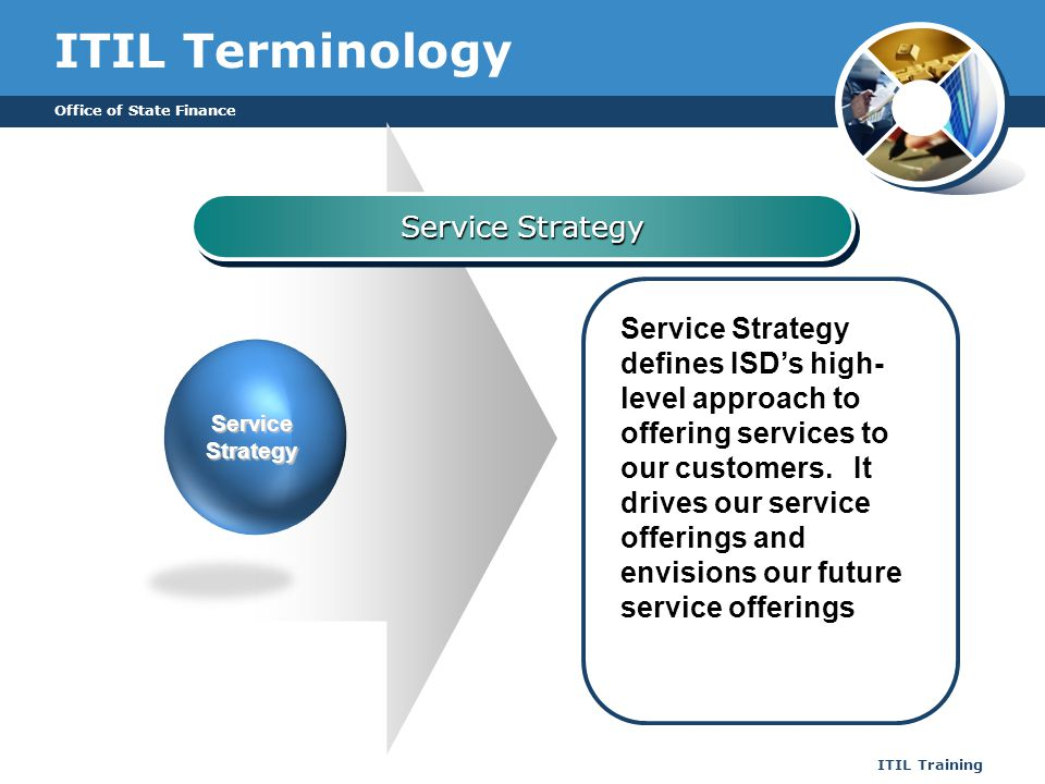 ITIL Terminology Service Strategy