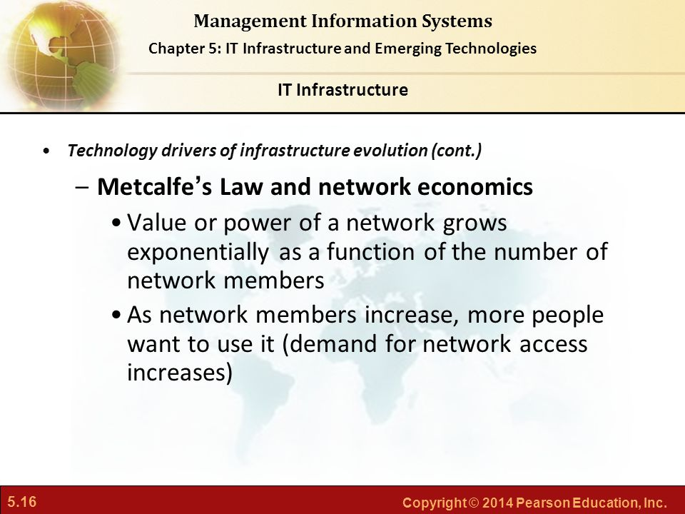 Metcalfe's Law and network economics