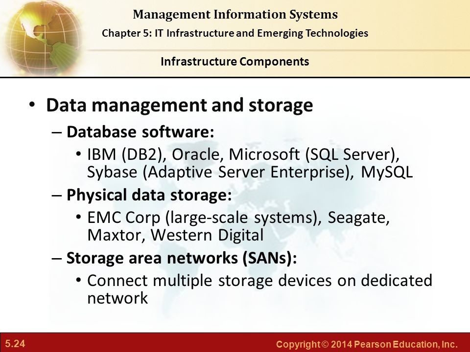 Infrastructure Components