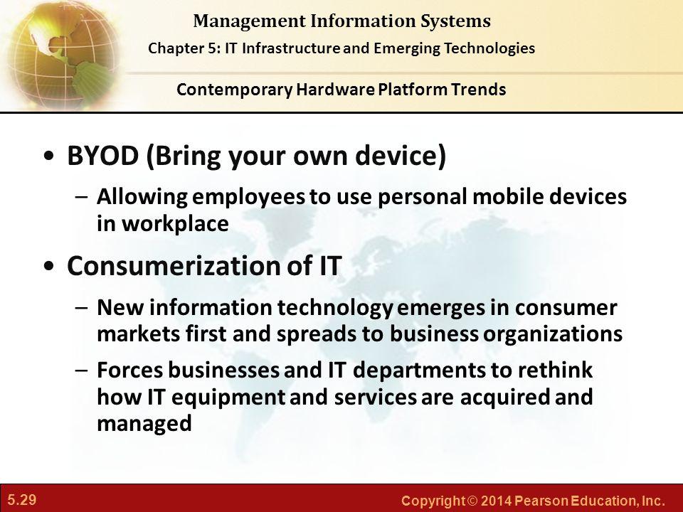 Contemporary Hardware Platform Trends