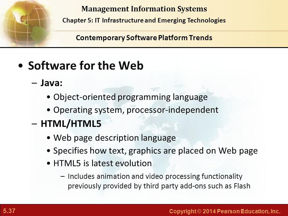 Contemporary Software Platform Trends