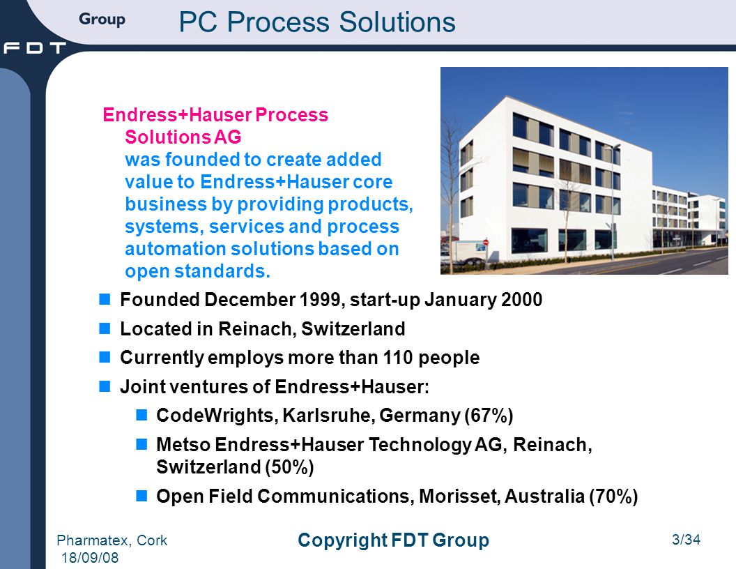 PC Process Solutions