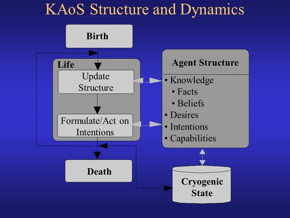KAoS Structure and Dynamics