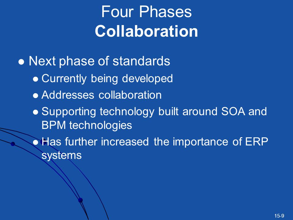 Four Phases Collaboration