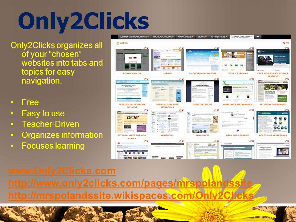Only2Clicks www.Only2Clicks.com