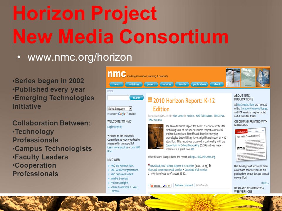 Horizon Project New Media Consortium