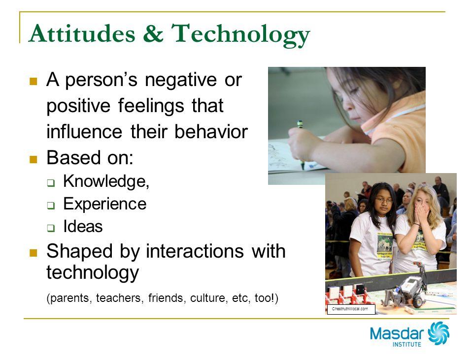 Attitudes & Technology
