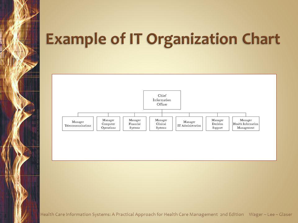 Example of IT Organization Chart
