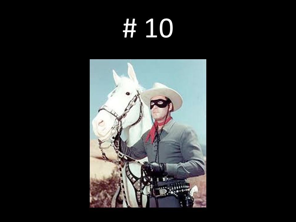 # 10 Myth: There is an AT Lone Ranger out there somewhere.