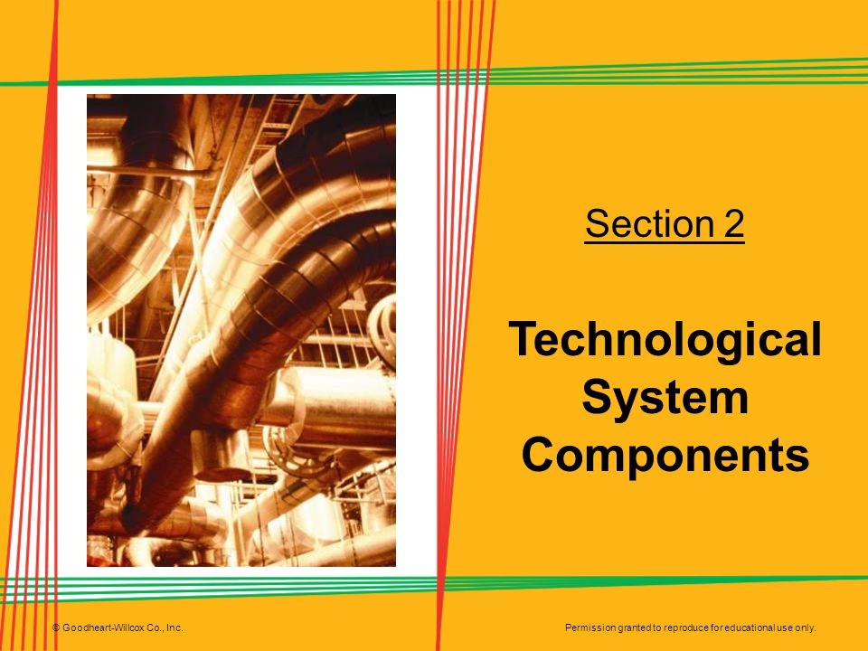 Technological System Components